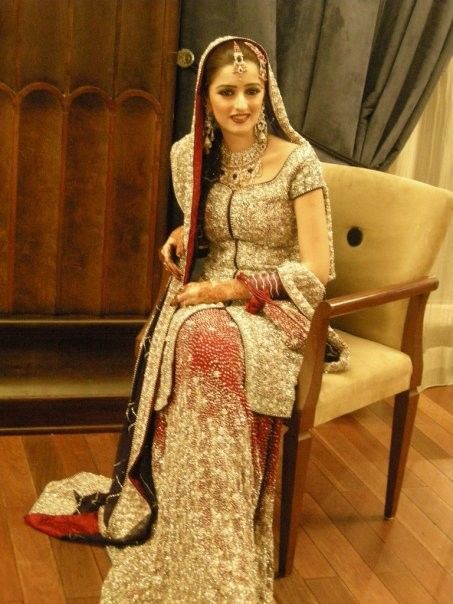 Barat Day Wedding Dresses for Asian bridals New Collection 2015-2016 (20)