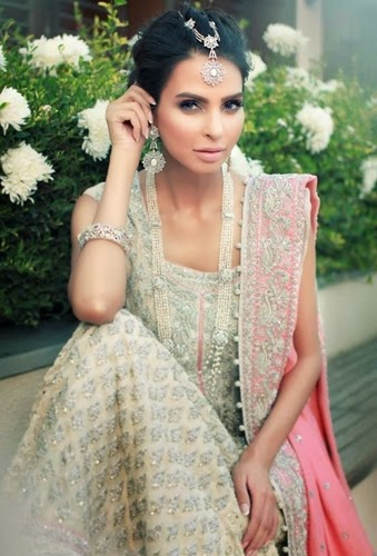 Barat Day Wedding Dresses for Asian bridals New Collection 2015-2016 (23)