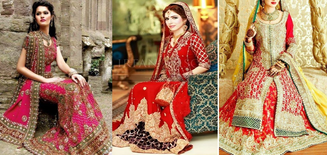3f1ce4a9a Latest Barat Dresses Designs Collection 2015-2016