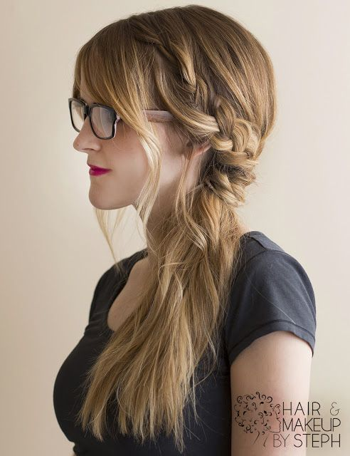 Best Party Wear Hairstyles Looks & Ideas 2015 (2)
