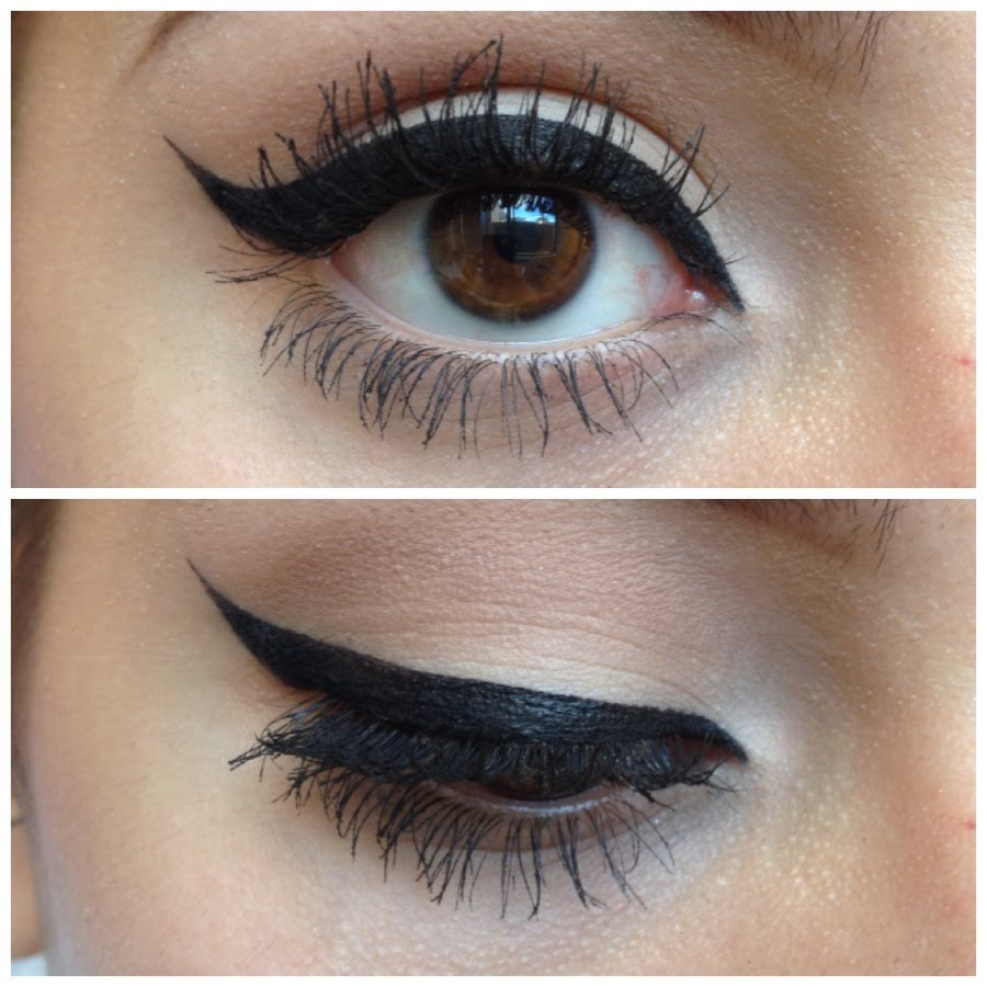 How To Apply Eyeliner Perfectly By Yourself: Step By Step