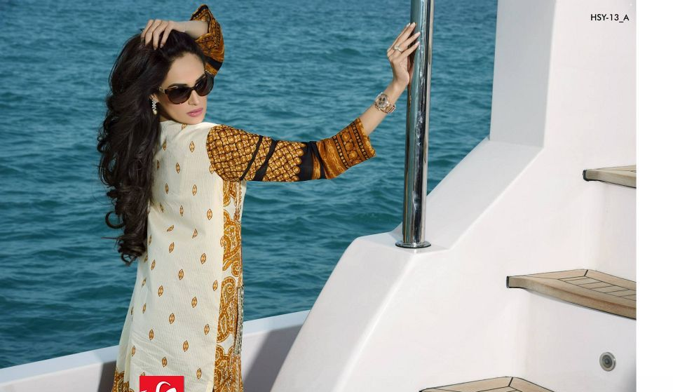 HSY Lawn 2015 by House of Ittehad Textiles summer collection for women (13)