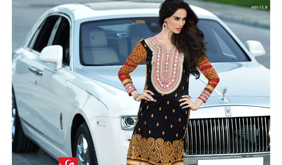 HSY Lawn 2015 by House of Ittehad Textiles summer collection for women (14)