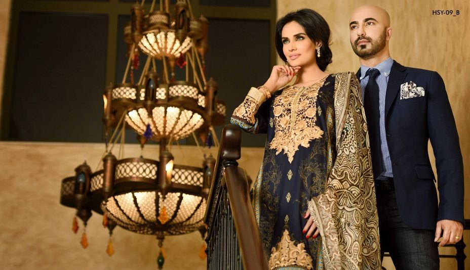 HSY Lawn 2015 by House of Ittehad Textiles summer collection for women (17)