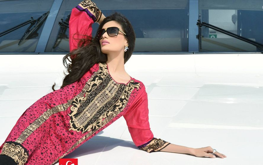 HSY Lawn 2015 by House of Ittehad Textiles summer collection for women (21)