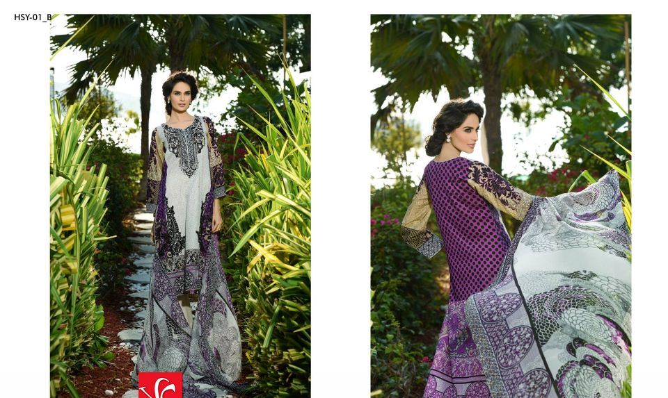 HSY Lawn 2015 by House of Ittehad Textiles summer collection for women (24)
