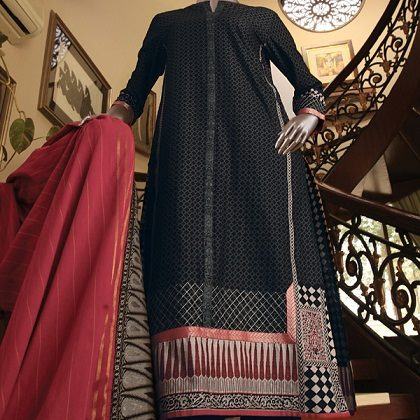 Junaid Jamshed Latest Spring Summer Dresses Collection for Women 2015 (1)
