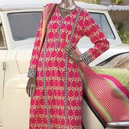 Junaid Jamshed Latest Spring Summer Dresses Collection for Women 2015 (2)