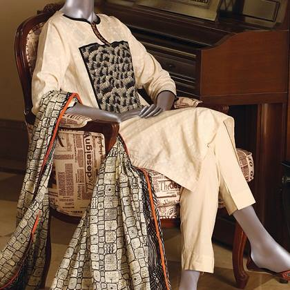 Junaid Jamshed Latest Spring Summer Dresses Collection for Women 2015 (5)