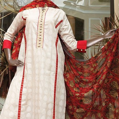 Junaid Jamshed Latest Spring Summer Dresses Collection for Women 2015 (6)