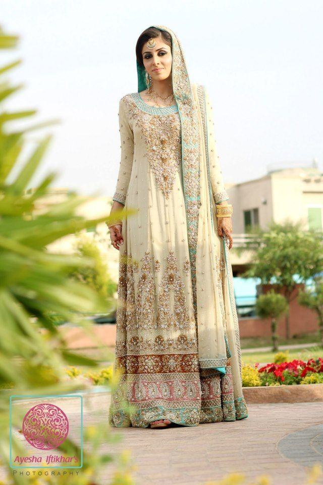Latest Asian Fashion Airline Frock Designs Collection for Pakistani Girls 2015-2016 (38)