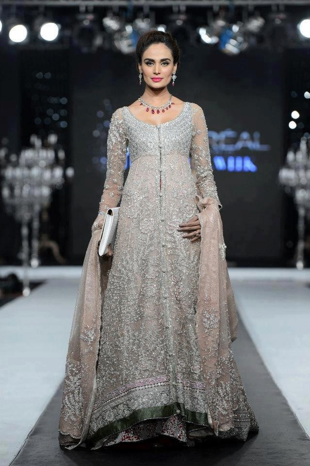 Latest Asian Fashion Airline Frock Designs Collection for Pakistani Girls 2015-2016 (39)