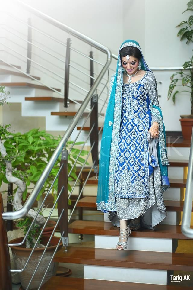 Latest Asian Fashion Airline Frock Designs Collection for Pakistani Girls 2015-2016 (42)