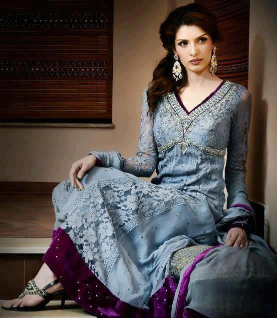 Latest Asian Fashion Airline Frock Designs Collection for Pakistani Girls 2015-2016 (46)