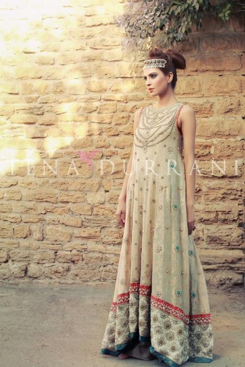 Latest Asian Fashion Airline Frock Designs Collection for Pakistani Girls 2015-2016 (52)