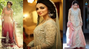 Engagement Dresses Designs for Asian Weddings Latest Collection