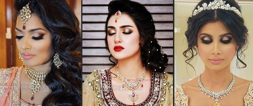 Latest Asian Party Makeup Tutorial Step By Step Looks & Tips 2017-2018
