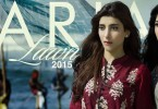 Latest Maria. B Lawn Dresses Summer Spring Collection 2015-2016 (26)
