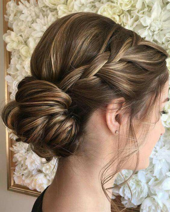 Hairstyles For Wedding Parties: Latest Party Hairstyles Tutorial Step By Step 2018-2019