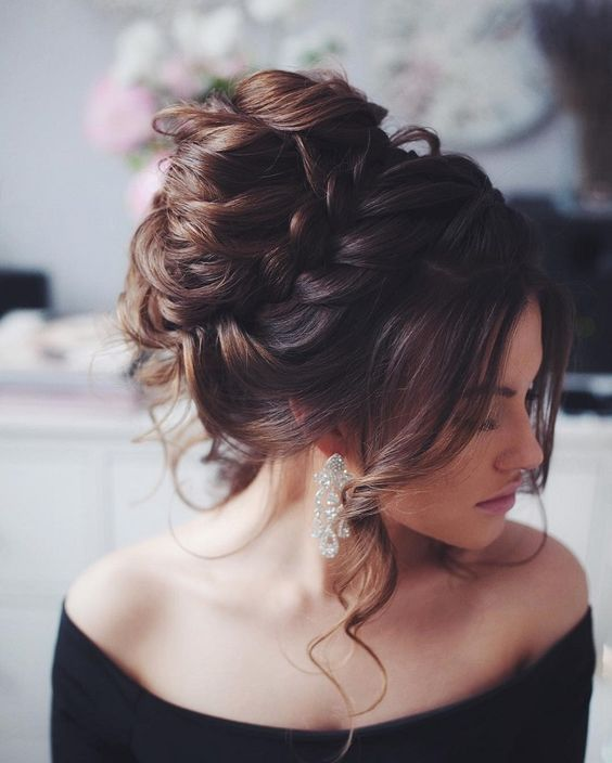 Wedding Hairstyle Trends 2019: Latest Party Hairstyles Tutorial Step By Step 2018-2019