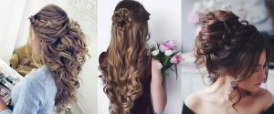 Latest Party Hairstyles Tutorial Step by Step 2018-2019 Trends