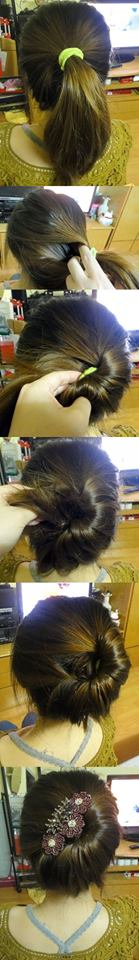 Latest Party Hairstyles Tutorial Step by Step with Pictures2015-2016 (17)