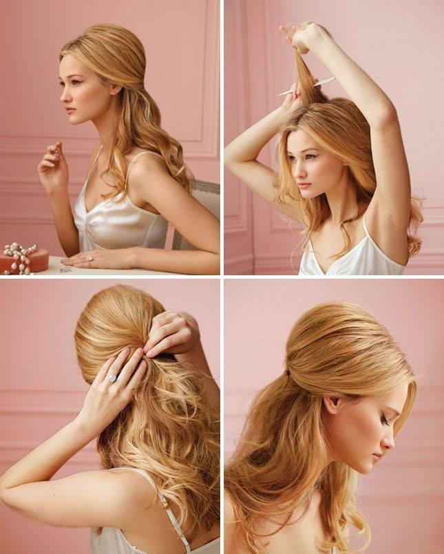 Latest Party Hairstyles Tutorial Step by Step with Pictures2015-2016 (18)
