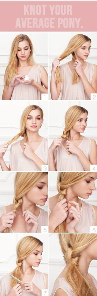 Latest Party Hairstyles Tutorial Step by Step with Pictures2015-2016 (23)