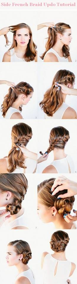 Latest Party Hairstyles Tutorial Step by Step with Pictures2015-2016 (27)