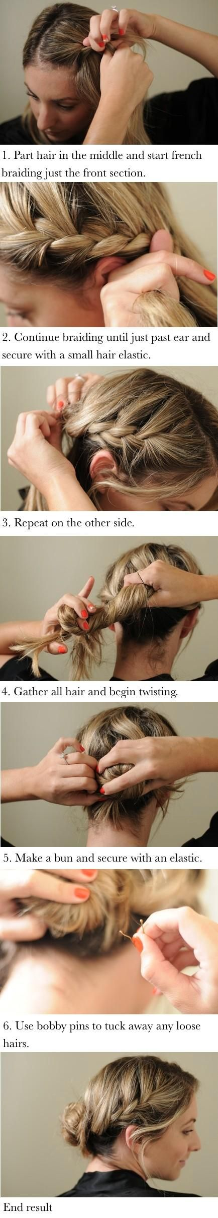 Latest Party Hairstyles Tutorial Step by Step with Pictures2015-2016 (9)