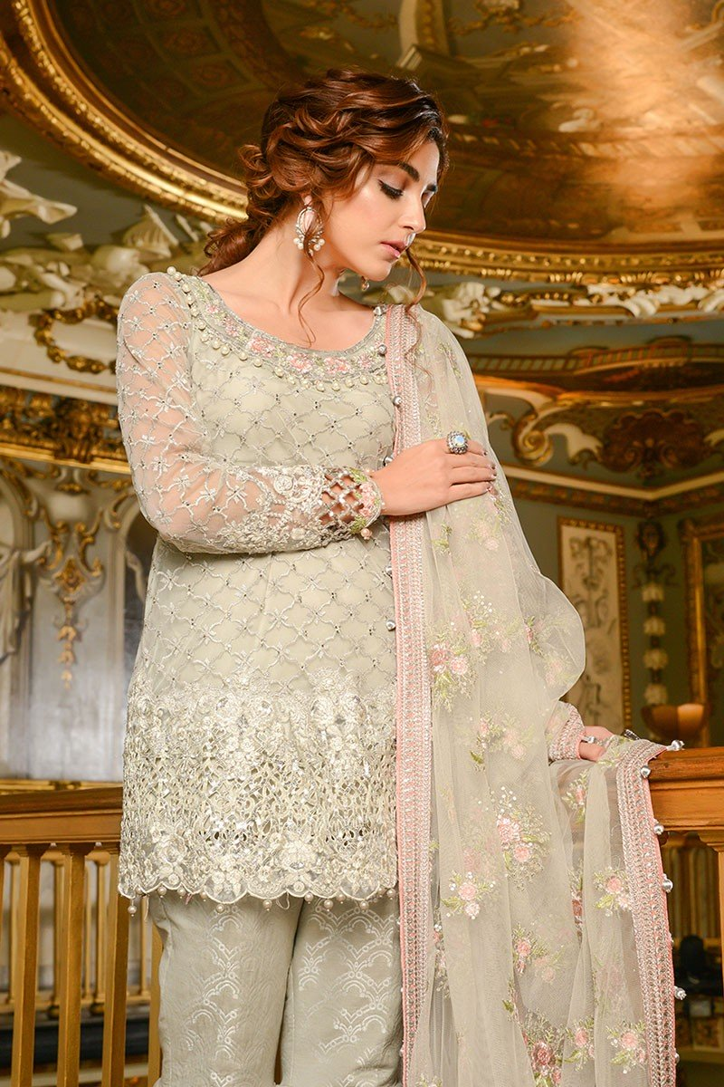5dc8b33c03 ... at www.mariab.pk. Have a look at the delightful image gallery just  posted below and get inspired by the latest winter wedding wear formal suit  designs!
