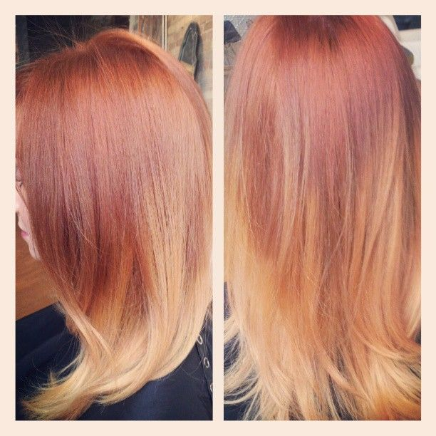 Ombre Hairstyles Cuttings Amp Colors 2015 16 Latest Trends