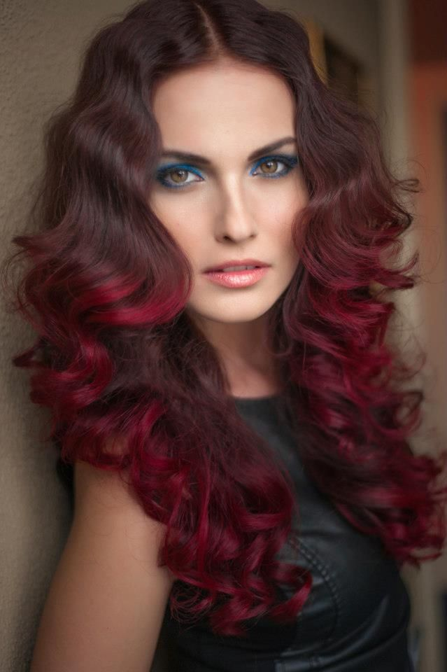 Ombre Hairstyles, Cuttings & Colors for Women Latest Trends 2015-2016 (11)