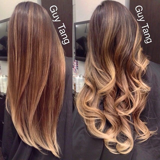 Ombre Hairstyles, Cuttings & Colors for Women Latest Trends 2015-2016 (12)