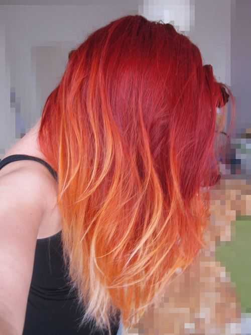 Ombre Hairstyles, Cuttings & Colors for Women Latest Trends 2015-2016 (13)