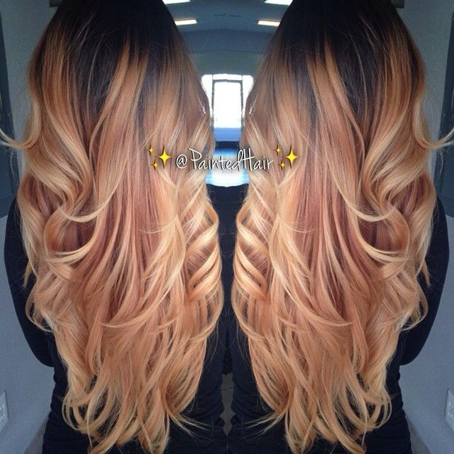 Ombre Hairstyles, Cuttings & Colors for Women Latest Trends 2015-2016 (20)