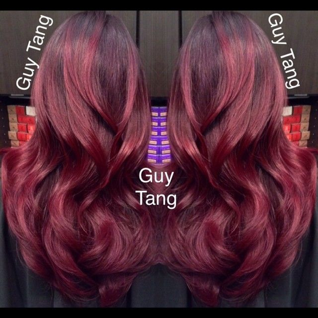 Ombre Hairstyles, Cuttings & Colors for Women Latest Trends 2015-2016 (23)