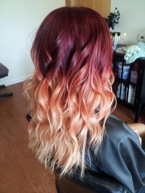 Ombre Hairstyles, Cuttings & Colors for Women Latest Trends 2015-2016 (27)