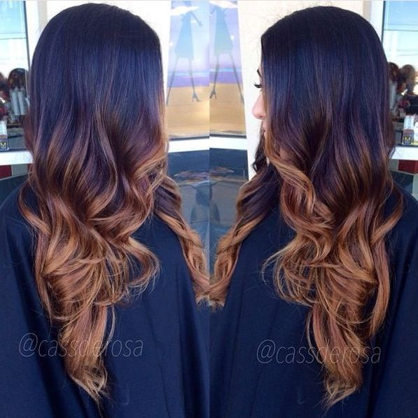 Ombre Hairstyles, Cuttings & Colors for Women Latest Trends 2015-2016 (4)