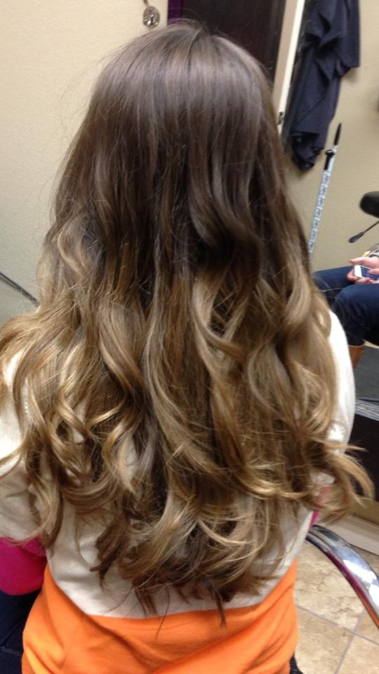 Ombre Hairstyles, Cuttings & Colors for Women Latest Trends 2015-2016 (7)