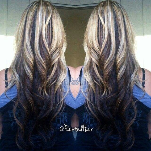 Ombre Hairstyles, Cuttings & Colors for Women Latest Trends 2015-2016 (8)