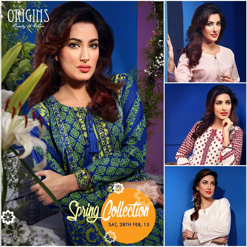 Origins Ready To Wear Spring Summer Dresses Latest Collection 2015-2016 (1)