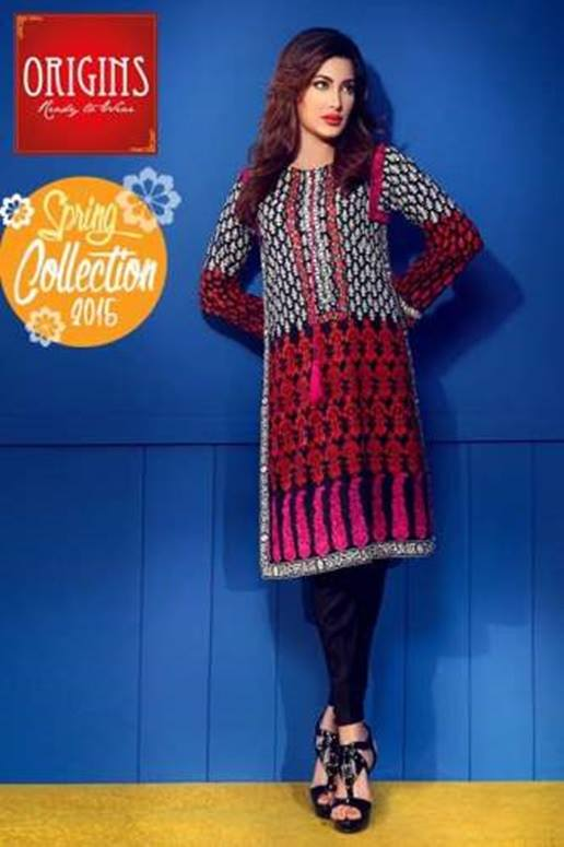 Origins Ready To Wear Spring Summer Dresses Latest Collection 2015-2016 (14)