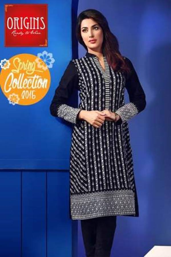 Origins Ready To Wear Spring Summer Dresses Latest Collection 2015-2016 (2)