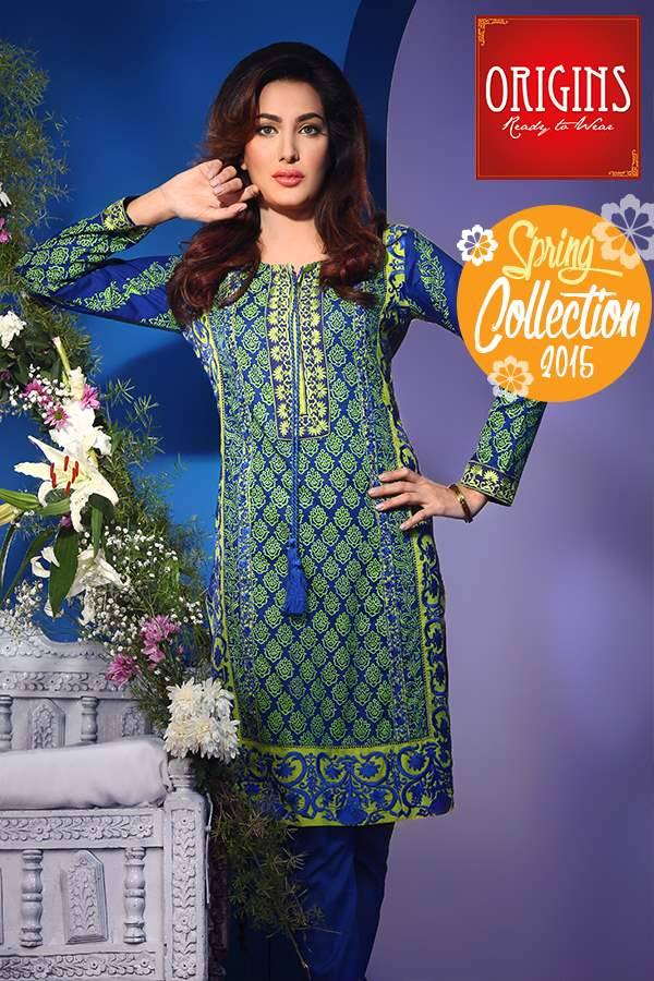 Origins Ready To Wear Spring Summer Dresses Latest Collection 2015-2016 (5)