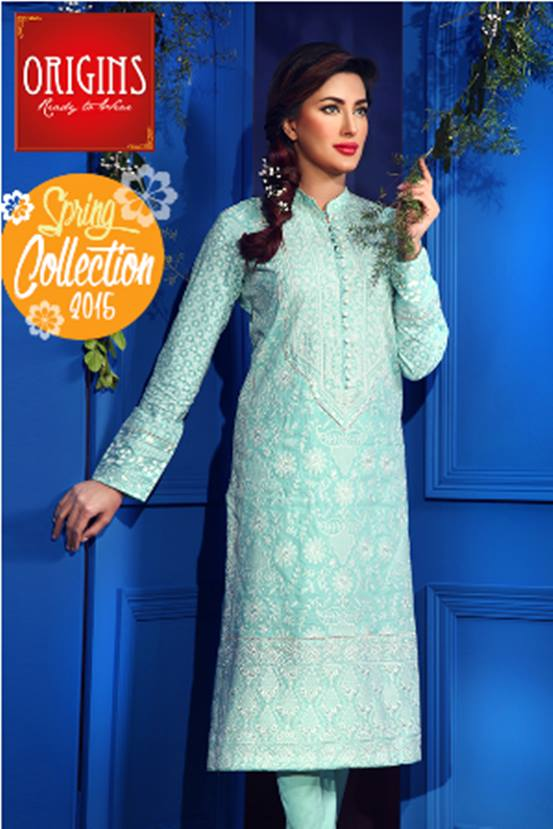 Origins Ready To Wear Spring Summer Dresses Latest Collection 2015-2016 (8)