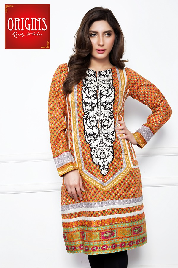 Origins Ready To Wear Spring Summer Dresses Latest Collection 2015-2016 (9)