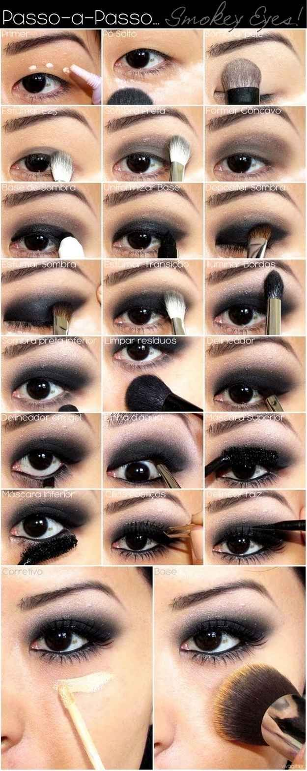 Asian Party Makeup Tutorial Step By Step Tips & Ideas