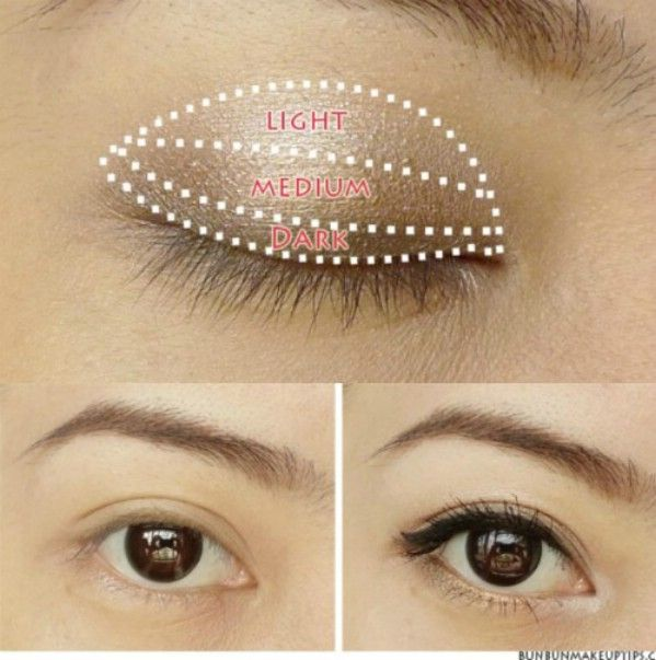 Party Eye Makeup Beautiful Asian Indian Party Makeup Step By