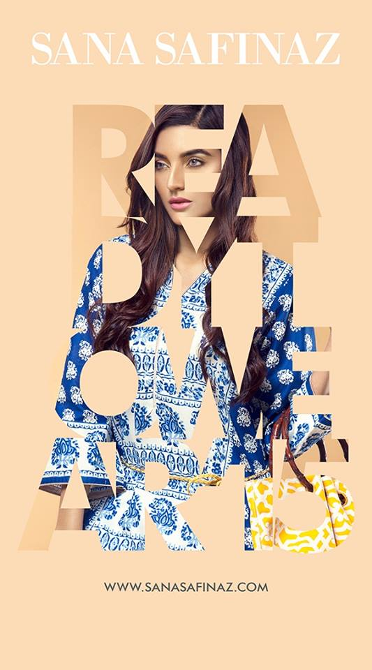Sana Safinaz Designer Spring Summer Lawn Ready To Wear Dresses Collection for Women 2015-2016 (1)